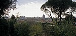Blick von der Piazzale Napoleone - Rom