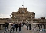 Castel Sant'Angelo (Engelsburg) - Rom
