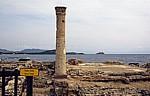 Römischer Tempel - Nora