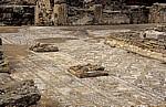 Patriziervilla mit Mosaikboden - Nora