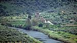 Blick vom Castello Malaspina (Serravalle): San Pietro Extramuros - Bosa
