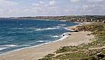 Halbinsel Sinis: Strand - Tharros
