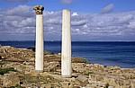 Area delle duo Colonne (Zwei-Säulengebiet) - Tharros