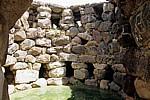Nuraghe Su Nuraxi: Eckturm der Bastion - Barumini