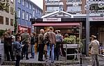 Currywurst-Bude - Köln