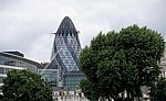 30 St Mary Axe (Swiss-Re-Tower) - London
