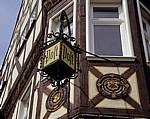 Postgebäude - Braunfels