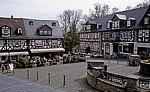 Fachwerkhäuser am Marktplatz - Braunfels
