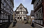 Altstadt: Fachwerkhäuser - Braunfels