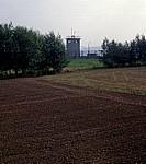 Grenze zur DDR, Beton-Beobachtungsturm - Göttingen