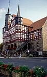 Historisches Rathaus - Duderstadt