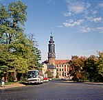 DDR: Residenzschloß - Weimar