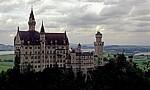 Schloß Neuschwanstein - Schwangau