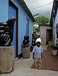 Shona-Skulpturen von Fanizani Akuda - Chitungwiza