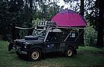 Allradfahrzeug mit Dachzelt - Vumba Mountains