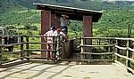 Station für Desinfektionstauchbäder für Vieh (dip-tank) - Provinz Manica