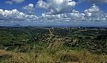 Cabeça de Velho: Blick auf die Stadt - Chimoio