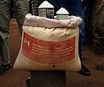 Markt: Im Angebot die Internationale Lebensmittelhilfe - Sussundenga