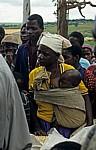 Frau mit Baby - Sussundenga