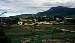Blick auf den Ort - Manica
