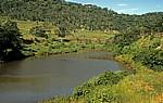 See unterhalb des Wasserkraftwerks - Lake Chicamba