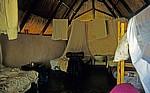 Innenansicht der Unterkunft - Nyanyadzi Hot Springs