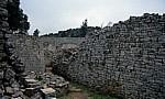 Great Enclosure (Große Einfriedung): In unregelmäßigen Lagen geschichtetes Mauerwerk - Great Zimbabwe Ruins