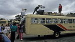 Bus nach Bulawayo: Beladen - Masvingo