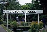 Bahnhof - Victoria Falls