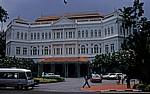 Raffles Hotel - Singapur