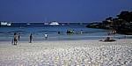 Insel Nummer acht (Ko Paed): Strand - Similan Islands
