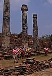 Geschichtspark Ayutthaya: Tänzer - Ayutthaya