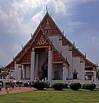 Viharn Phra Mongkol Bophit - Ayutthaya