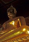 Viharn Phra Mongkol Bophit: Buddha-Statue - Ayutthaya