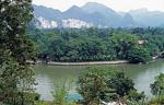 Kwai - Landschaft - Kanchanaburi