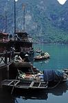Anlegestelle zur Sung Sot-Höhle - Halong Bay