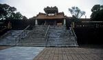 Lang Tu Duc: Treppe zum Ehrenhof - Hue