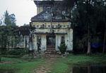 Kirchenruine bei Quang Tri - Demilitarisierte Zone