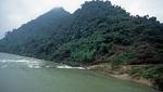 Ho Chi Minh-Pfad durch den Dakrong-Fluß - Demilitarisierte Zone
