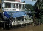 Kleines Hotel (Huy Hoáng) am Thu Bon-Fluß - Hoi An