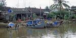 Leben am Fluß - Hoi An