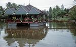 Schwimmendes Restaurant - Hoi An