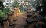 Po Nagar: Ziegelsäulen (früherer Meditationssaal) - Nha Trang