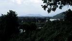 Blick von Po Nagar auf den Cai-Fluß - Nha Trang