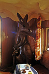 Crazy House (Spinnweben-Haus): Hang Nga Guesthouse & Art Gallery - Gästezimmer - Da Lat