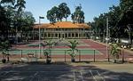 Công viên Van hóa-Park: Tennisplätze - Saigon