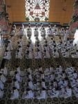 Cao Dai-Tempel: Gottesdienst - Tay Ninh