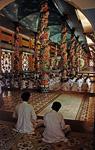 Cao Dai-Tempe: Gottesdienst - Tay Ninh