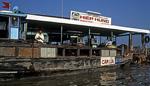 Schwimmende Tankstelle - Chau Doc
