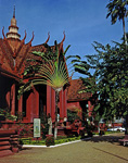 Nationalmuseum - Phnom Penh